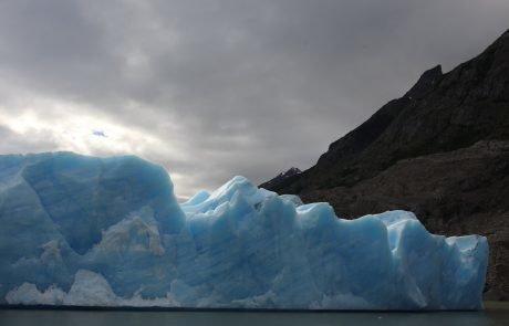 Ледник Grey, Национальный парк Torres del Paine, Чили