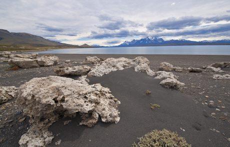 Отель Tierra Patagonia, озеро Сармьенто