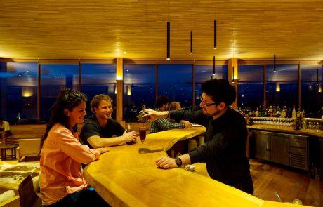 Отель Tierra Patagonia, бар
