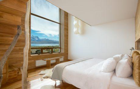 Номер в отеле Tierra Patagonia