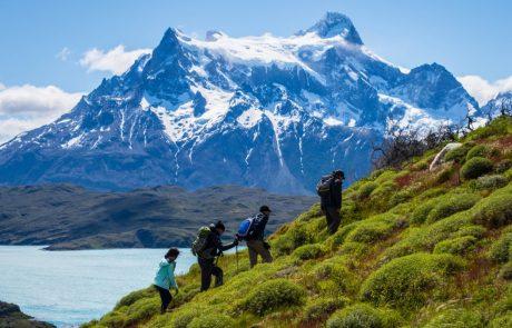 Отдых в Чили, пешие походы в Национальном парке Torres del Paine, Чили