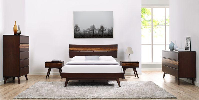 Коллекция мебели для спальни Azara