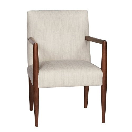 Обеденный стул Montauk из натуральных материалов
