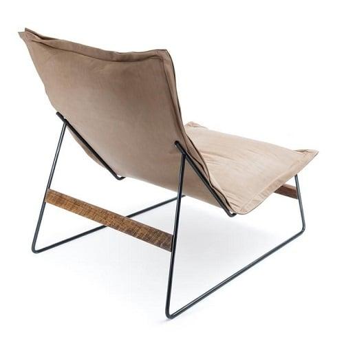 Кресло Drift с оттоманкой