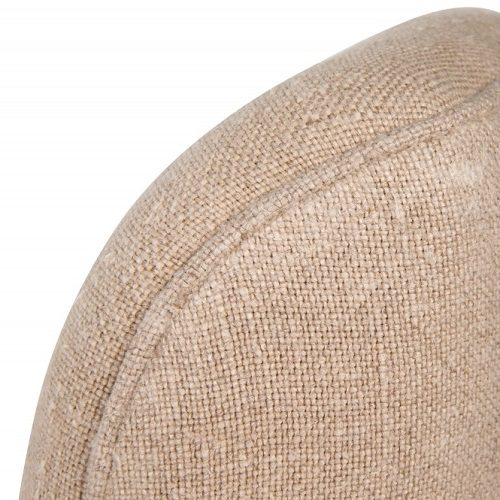 Обеденный стул Fasano из натуральных материалов