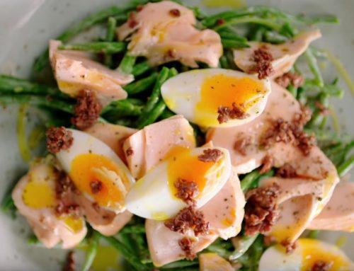 Простой и вкусный рецепт приготовления лосося за 18 минут