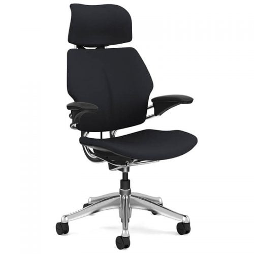 Офисное кресло Freedom с подголовником