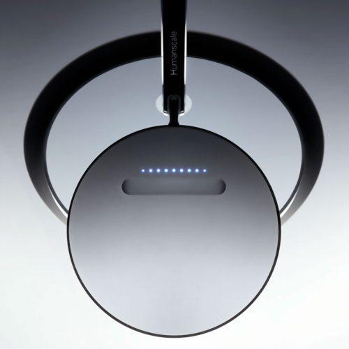 Светодиодная лампа Infinity, вид сверху