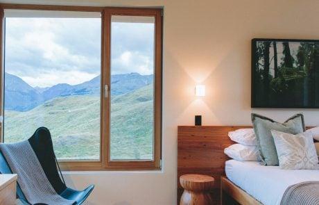 Отель Aro Ha Wellness Retreat, спальня