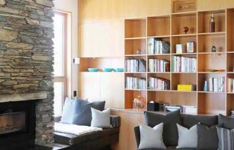 Отель Aro Ha Wellness Retreat, общая комната