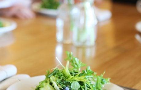 Курорт Aro Ha Wellness Retreat, вегетарианская кухня