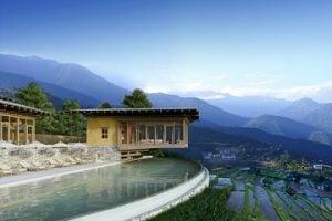 Six Senses Bhutan - первый в мире курорт счастья