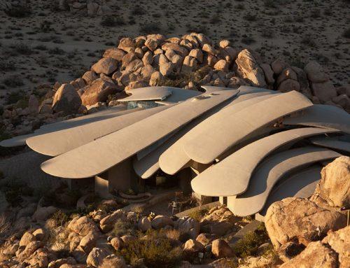 Самые необычные дома мира: Дом Пустыни