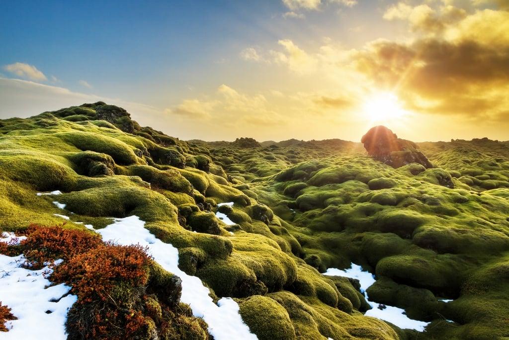 Исландия, сказочный ландшафт