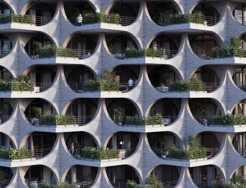 Современная архитектура: Аркады Тель-Авива