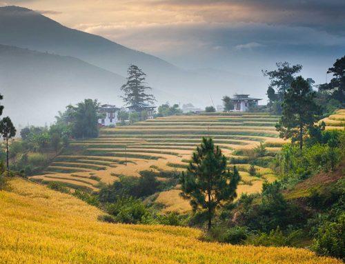 Королевство Бутан — гималайский курорт счастья