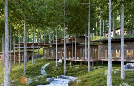 Курорт Six Senses Bumthang, Бутан