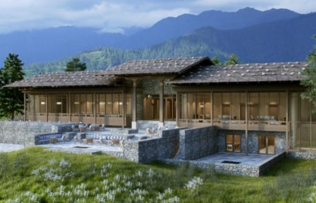 Курорт Six Senses Paro, Бутан