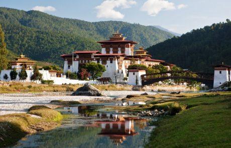 Пунакха-дзонг, Бутан