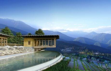 Курорт Six Senses Punakha, Бутан