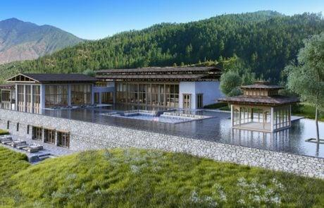 Курорт Six Senses Thimphu, Бутан