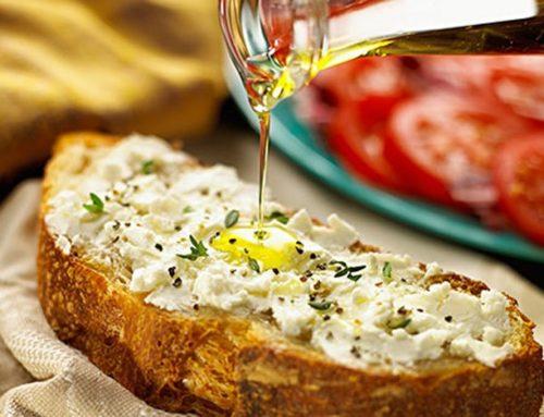 Средиземноморская диета — вы не останетесь голодным