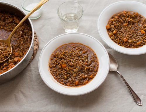 Суп из чечевицы: рецепт средиземноморской кухни