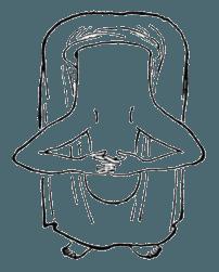 Китайская гимнастика цигун. Ицзиньцзин, Китайская гимнастика цигун. Ицзиньцзин, одиннадцатая форма: Делать глубокие поклоны