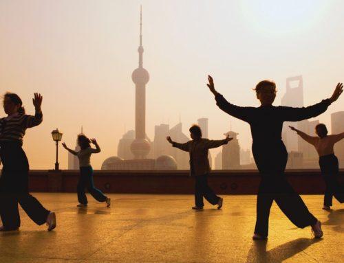 Оздоровительный цигун: сухожильная гимнастика ицзиньцзин