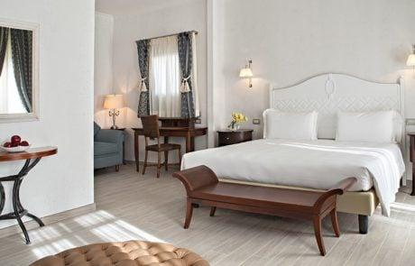 Спа-отель Terme di Saturnia, номер Deluxe