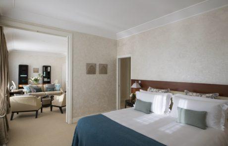 Спа-отель Terme di Saturnia, номер Suite