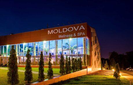 "Спа-центр "" Молдова"" в Трускавце"