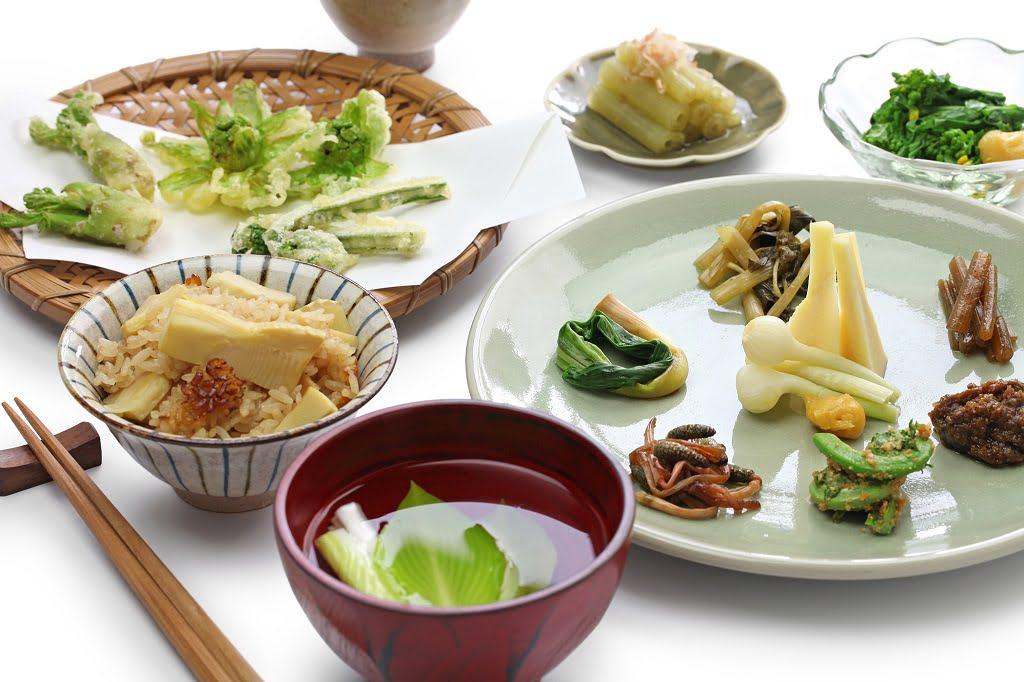 Буддийская диета седзин рери